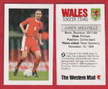 Wales Andy Melville Fulham